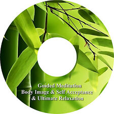 Guided Meditation Self Acceptance & Ultimate Relaxation CD Stress Relief Healing