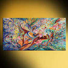 The 72 Names top quality giclee print figurative Jewish art Elena Kotliarker