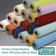 """Crafts Solid/Plain More than 60"""" Fabric"""
