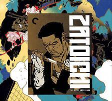 Zatoichi: The Blind Swordsman (Blu-ray/DVD, 2013, 27-Disc Set, Criterion Collec…