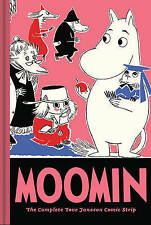 NEW Moomin Book Five: The Complete Tove Jansson Comic Strip by Tove Jansson