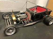 RARE 1/4 Scale 427 CONLEY 23 T Bucket V8 engine quarterscale cobra car rc model