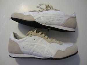 NEW Onitsuka Tiger Serrano men shoe sneaker 1183A040 100 Asics mexico 66 white