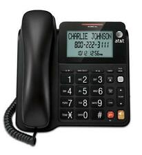 At&T Corded Speakerphone - Phone with Display, Extra Large Buttons Att-Cl2940