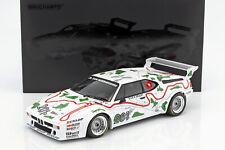 BMW M1 Gr.4 #201 3rd 1000km Nürnburgring 1980 Piece / Piquet 1:12 minichamps