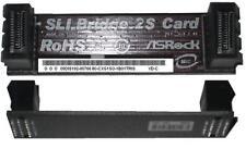 ASRock 2S SLI Bridge Brücke SLI.Bridge.2S Card NEU OVP SLI-Bridge SLI-Brücke
