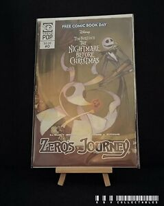 FBCD Zeros Jorney Issue 0 (2018) Bagged & Boarded