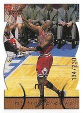 1998 Upper Deck UD MJ Timepieces Die-Cut Michael Jordan 110 #/230