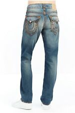 True Religion SLIM SUPER T Jeans size 42 $329 CHROME SUNSET