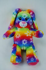Build A Bear Workshop Rainbow Bunny Rabbit BAB