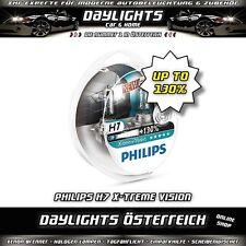 Philips H7 X-TremeVision +130% mehr Licht Halogen Lampen Duobox