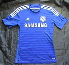 CHELSEA LONDON home shirt jersey ADIDAS 2014-2015 /The Blues adult SIZE S