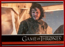 GAME OF THRONES - Season 4 - Card #26 - WATCHERS ON THE WALL - Rittenhouse 2015