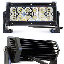 """7"""" 36W LED Light Bar (Flood + Spot) Combo Compact Super Bright Quality From USA"""