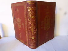 LA SAINTE VIERGE par L'Abbé U.MEYNARD, 1877, Ed Firmin Didot; Gros ouvrage