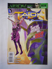 DC Comics Talon #4 (2013)