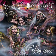EARTHLESS MEETS HEAVY BLANKET - In a Dutch Haze (NEW*LIM.300 DLP*RED V.*STONER)