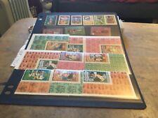 Antigua M/mint Stamps Lot