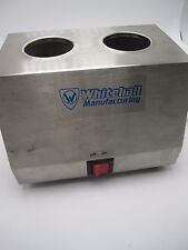Whitehall Ebw2 2 Bottle Warmer