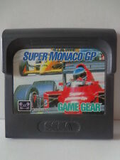 Game Gear Spiel -  Super Monaco GP I (1) (Modul)