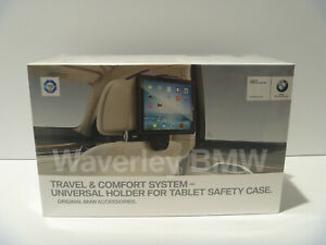 Genuine BMW Universal Tablet Holder Travel and Comfort System iPad 51952408224
