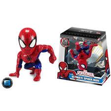 Marvel Spider-Man Metals 6 inch Die Cast Figure - Ultimate Spider-Man