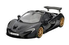 2014 MCLAREN P1 GOTHAM BLACK LTD TO 300PCS 1:12 MODEL CAR BY TSM 161204