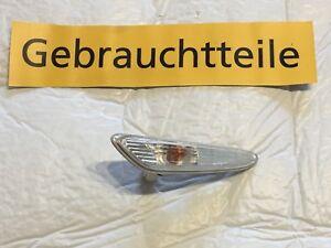 BMW X3 E83 ZUSATZBLINKLEUCHTE RECHTS BLINKE 3418448 & 3403614