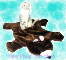 Marshall Pet Bear Rug Ferret Sleep Sack Bed