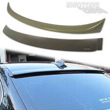BMW E90 3 SERIES REAR A TYPE ROOF SPOILER + OE TYPE TRUNK SPOILER 316d 320i 335d
