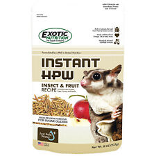 Insect & Fruit Instant-Hpw (1 lb.) - High Protein Nutritious Sugar Glider Food