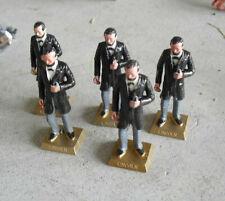 Lot of 5 Vintage MARX Plastic Abraham Lincoln Figurines