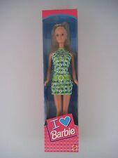 Mattel Barbie Puppe - I love Barbie 20666 von 1998 NRFB (471c)