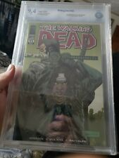 Walking Dead # 92 - CBCS 9.4 WHITE Pages - First Paul Monroe (Jesus) Key HOT!🔥