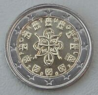 2 Euro Kursmünze Portugal 2002 unz