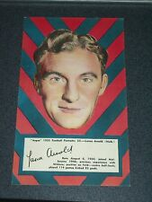 1953 ARGUS PORTRAITS LANCE ARNOLD MELBOURNE NO.33