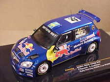 Ixo 1/43 Diecast Skoda Fabia S2000, 2009 Rally Norway, Red Bull, #46   #RAM358