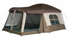Wenzel Klondike 36424 16 x 11' 8 Person Tent - Grey/Taupe