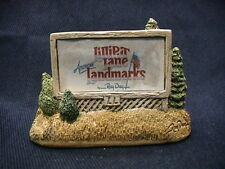 Lilliput Lane Cottages Sign