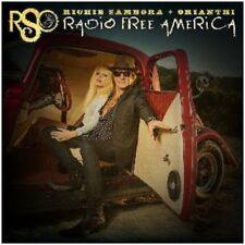 RSO - Radio Free America - CD Album - Released 11th May 2018