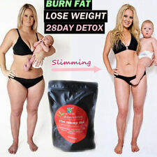 28 DAYS DETOX EXTREME WEIGHT LOSS DIET Slimming Tea BURN FAT Thin Belly TEA