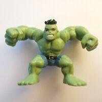 "2008 Hasbro Marvel Super Hero Squad Incredible Hulk 3"" Action Figure"