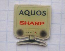 SHARP / AQUOS  ...................... Unterhaltung Pin (114f)