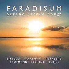 Kaufmann Paradisum Serence Sacred Songs Various Artists Audio CD 2016