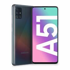 SAMSUNG Galaxy A51 Black - 4G-LTE - Wi-Fi - Android 10 - 128 GB