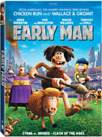 Early Man (DVD,2018) Brand New Factory Sealed Fast Shipping