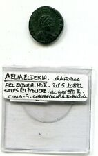 rome , eudoxia,wife of arcadius  ad 395-404   ae3 , 17mm, rare coin