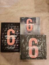LIFE IS 6 WORDS THE GOSPEL EXPLORED GREG STIER LARGE BUNDLE FREE S/H