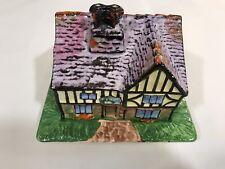 Grimwadrs Ye Olde Inne Cottage Ware Butter Dish
