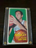 1970-71 Topps Basketball Bill Bradley #7